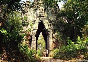 Cambodia Trip - Triangle Route    Siem Reap, Cambodia